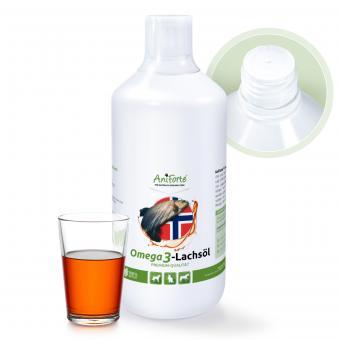 AniForte Omega3 Lachsöl 1L