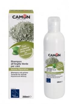 Camon Shampoo mit grüner Tonerde