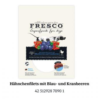 Fresco Superfoods Huhn 100g