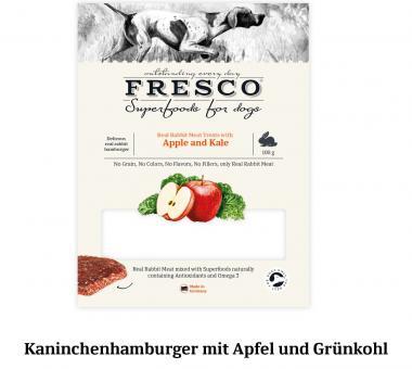 Fresco Superfoods Kaninchen 100g