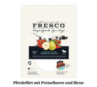 Fresco Superfoods Pferd 100g