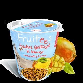 Fruitees getreidefrei  Geflügel & Mango 200g