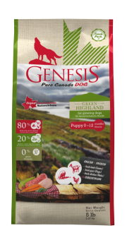 Genesis Green Highland 2,27kg