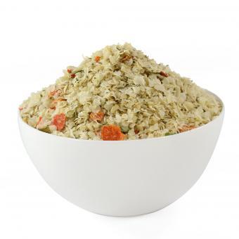PERRO Reisflocken mit Gemüse