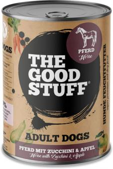 The GoodStuff Pferd & Zucchini