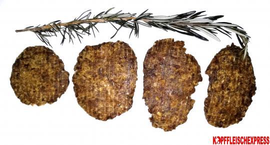 Rindfleisch-Taler 0.25 kg