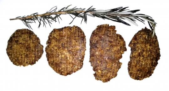 Rindfleisch-Taler 250g